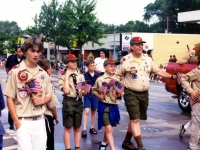 July - Independence Day Parade