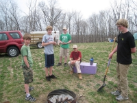 April - Maplewood Campout